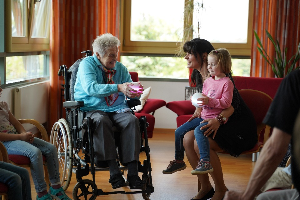 Dreh Sana Seniorenzentrum